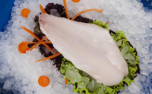 Замразена риба Пангасиус филе