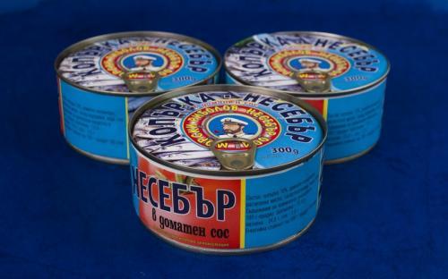 Маринована риба Копърка в доматен сос